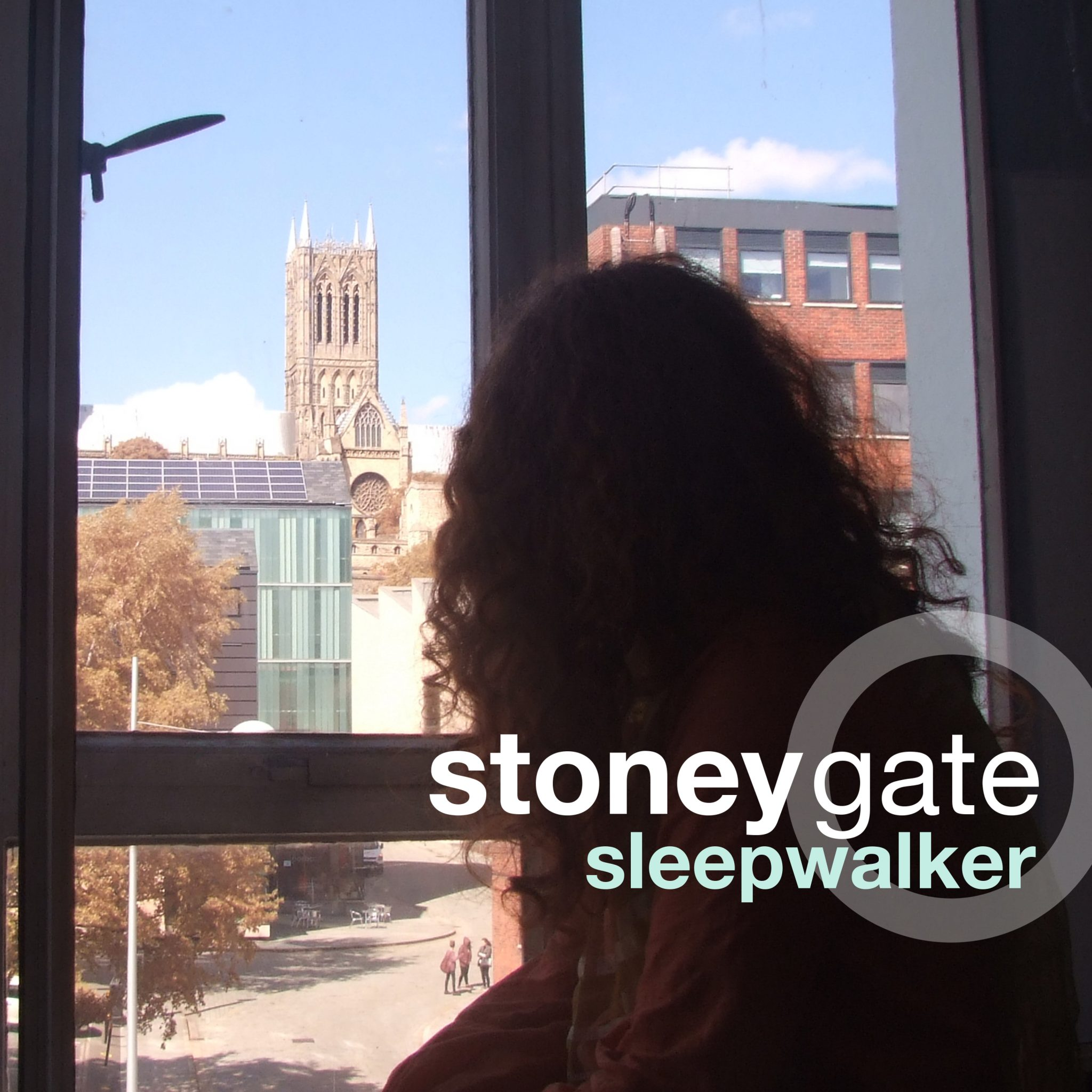 Stoneygate Sleepwalker album cover art