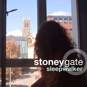 Sleepwalker by Stoneygate album cover