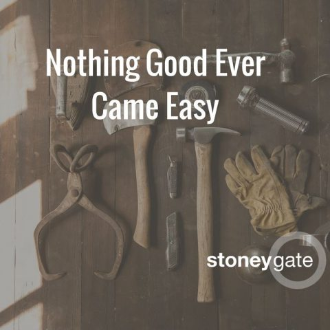 Nothing Good Ever Came Easy - playlist by Stoneygate on Spotify, Deezer, YouTube.