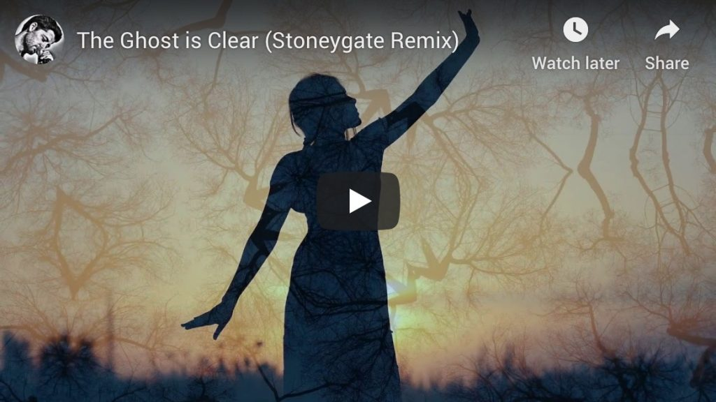 Video for the John Clark Song The Ghost is Clear (Stoneygate Remix)