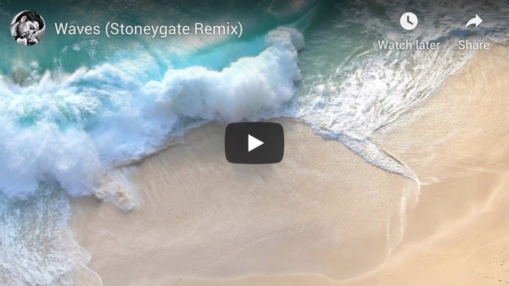 The video for the John Clark song Waves, Remix by Stoneygate, who also sings on the track.