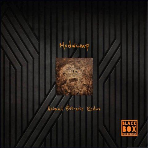 Cover artwork for MODWUMP Animal Bitrate Redux album
