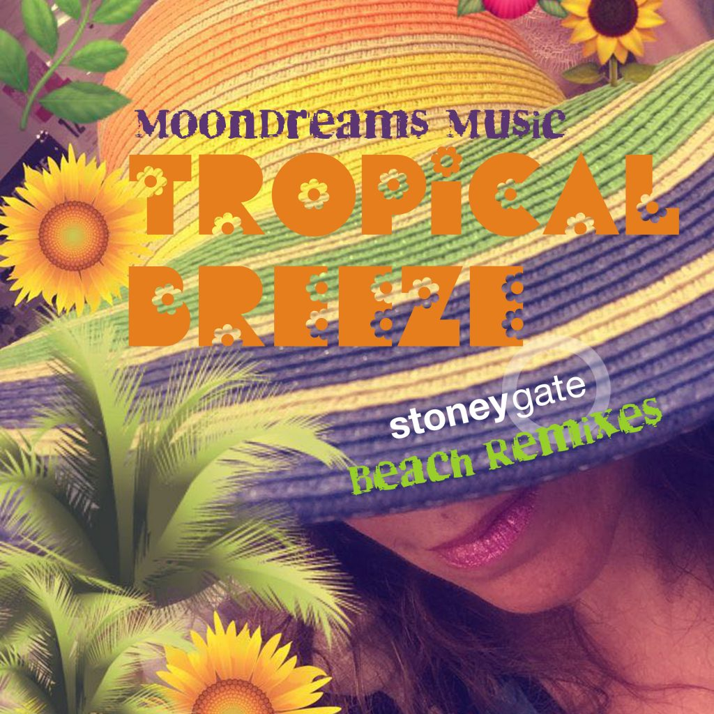 Tropical Breeze Stoneygate Beach Remixes Album Cover
